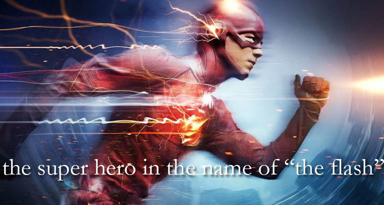 "All about Jay Garrick who is the super hero in the name of ""the flash"""